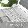 PC機器販売・HP作成・サポートを行っています。