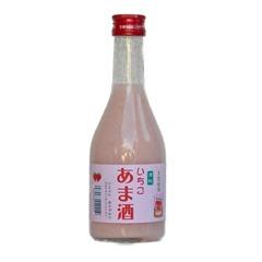 藤井酒造店の「いちごあま酒」